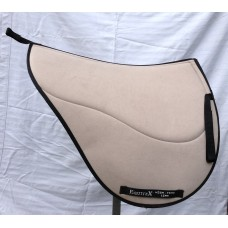 Equitex Treeless Saddle Pad - Special (High Wither)