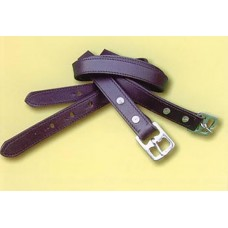English Style Stirrup Leathers