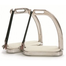 Peacock Safety Stirrups by Barefoot