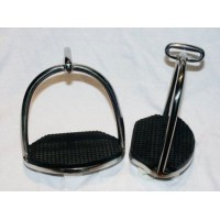 Wide Tread Stirrups (Heather Moffett)