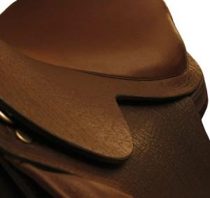 Barry Swain dressage saddle