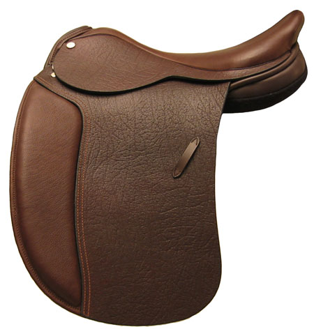 Barry Swain dressage saddle