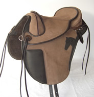 Barefoot Cherokee saddle
