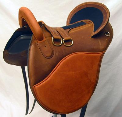 Startrekk Comfort saddle