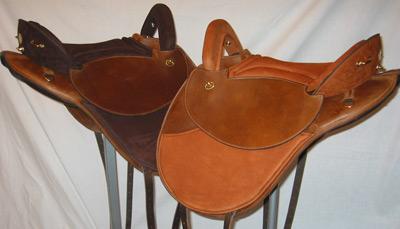 Startrekk Comfort saddle colours