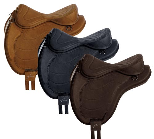 Freeform saddle