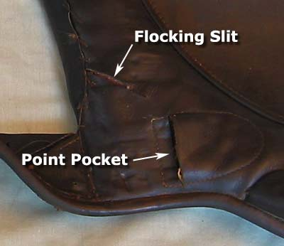 Point pocket