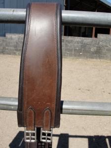 Custom made long girth